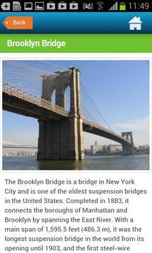 NYC Guide New York Map Weather screenshot 7