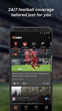 90min - Bayern Munich Edition poster