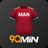 90min - Man United Edition icon
