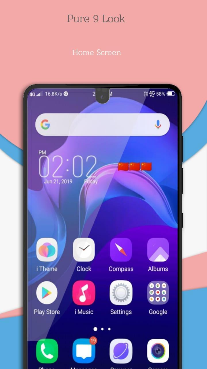 Funtouch 9 Theme For Vivo for Android - APK Download