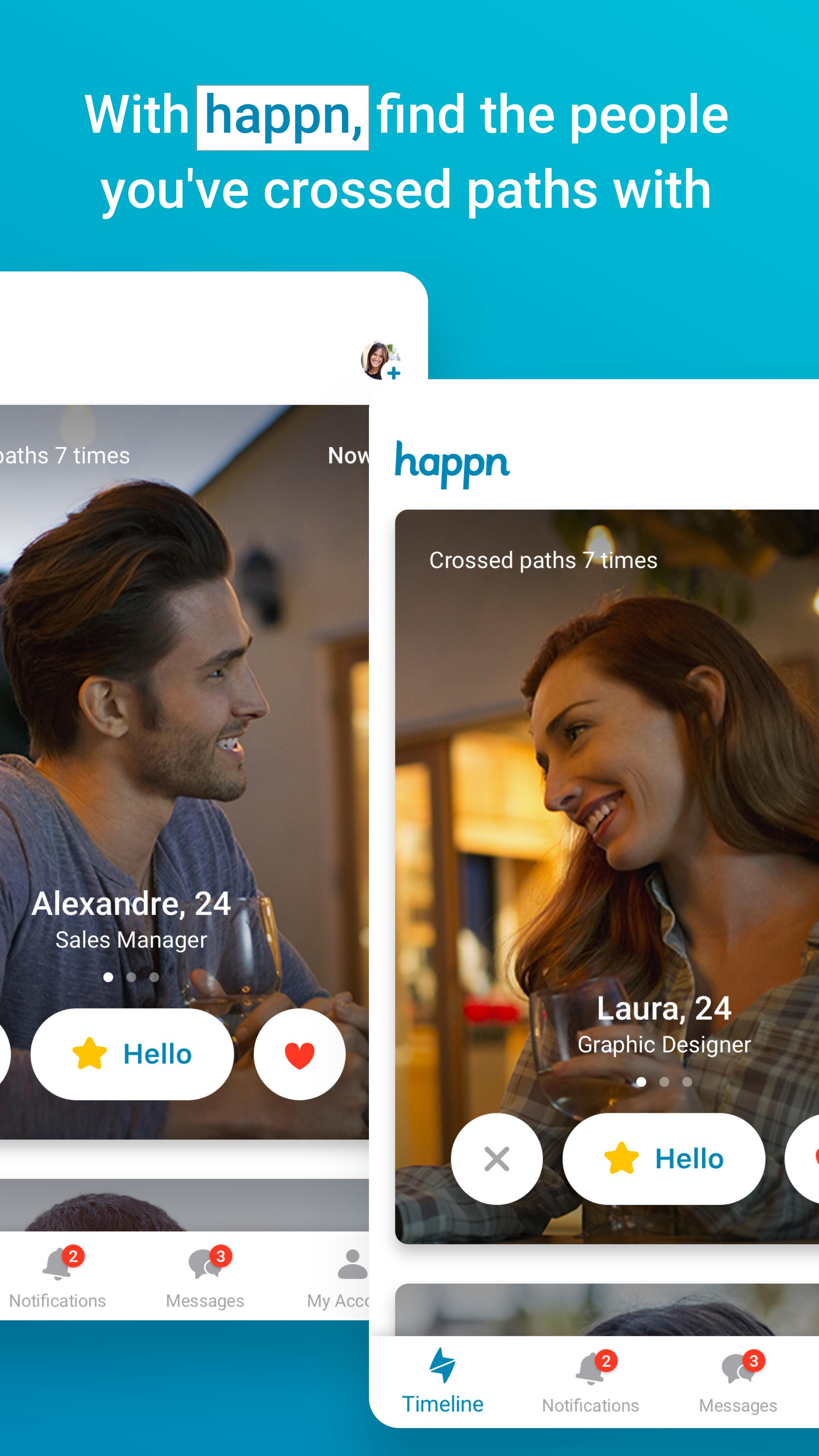 happn for Android - APK Download