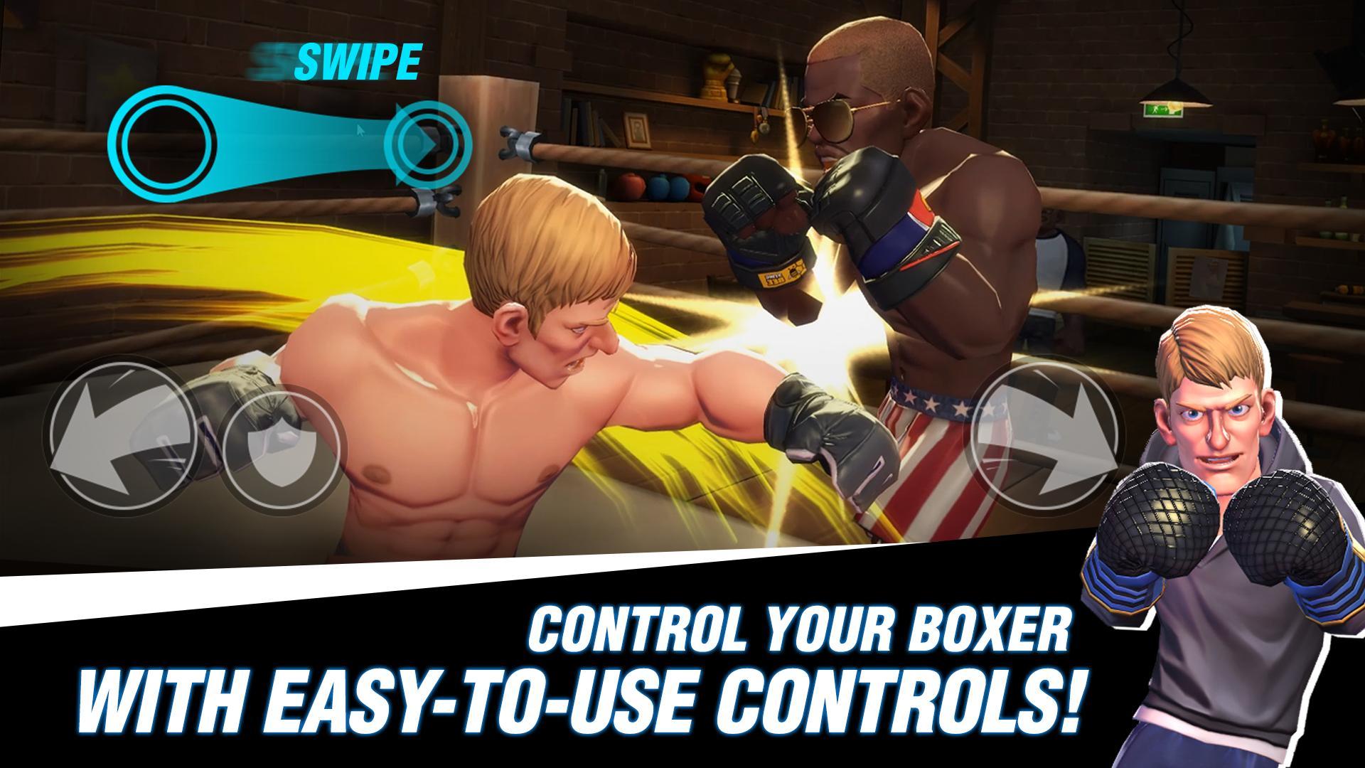 download boxing star mod apk