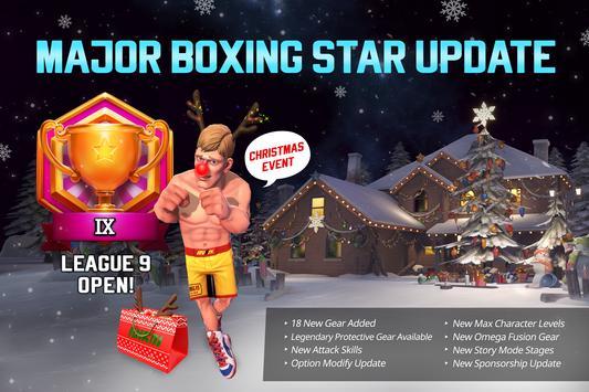 拳擊之星 Boxing Star 海報
