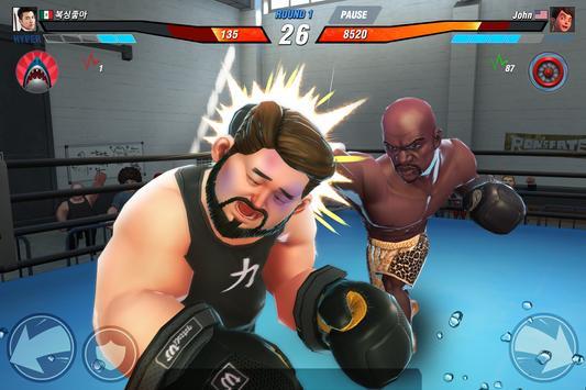 Boxing Star تصوير الشاشة 6