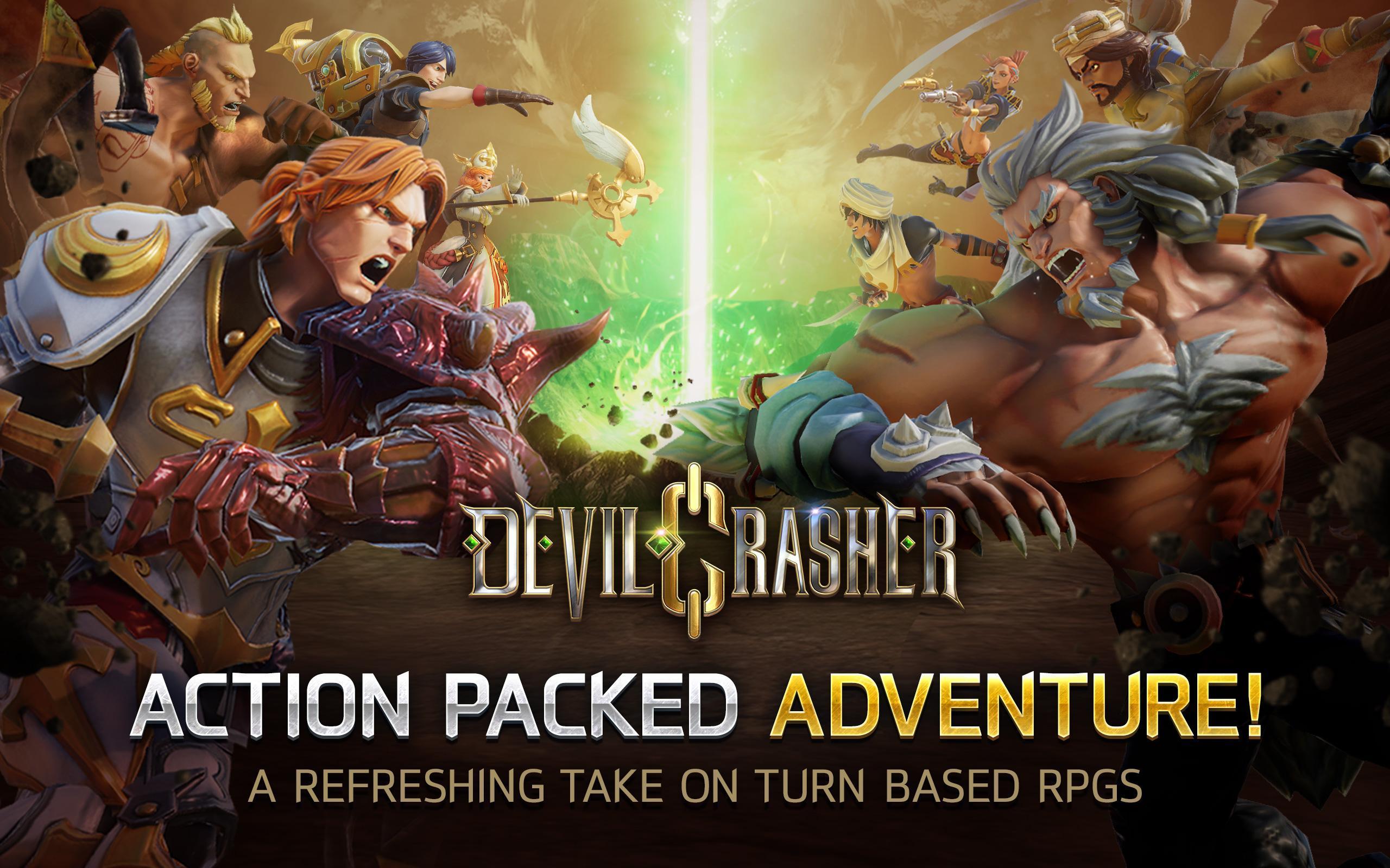 Devil Crasher for Android - APK Download