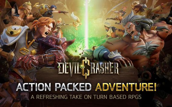 Devil Crasher poster