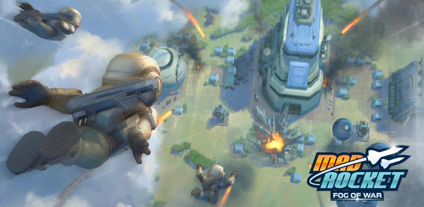 マッドロケット (Mad Rocket: Fog of War) APK