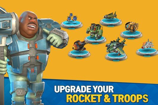 Mad Rocket स्क्रीनशॉट 8