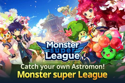 Monster Super League-poster