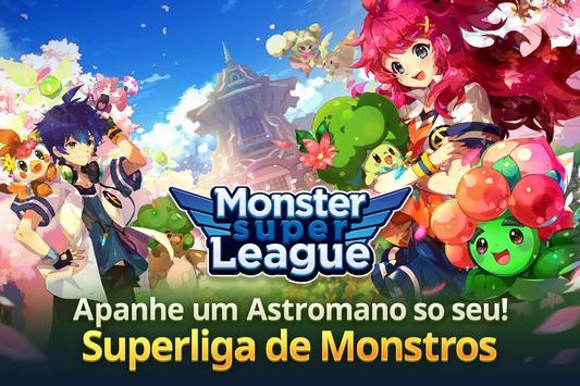 Monster Super League Cartaz