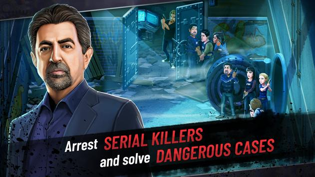 Criminal Minds: The Mobile Game 海报
