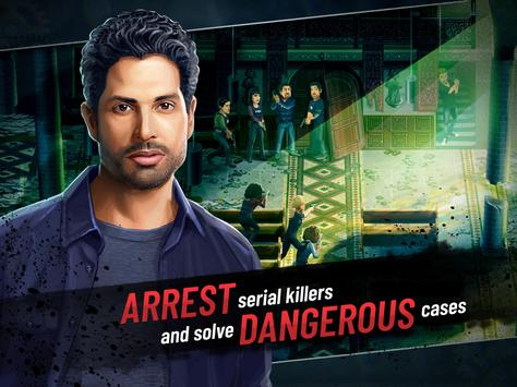 Criminal Minds: The Mobile Game screenshot 10