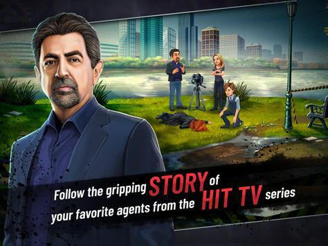 Criminal Minds: The Mobile Game screenshot 12