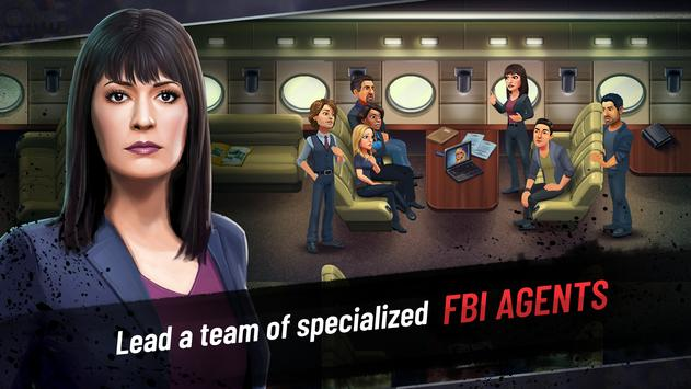 Criminal Minds: The Mobile Game screenshot 2