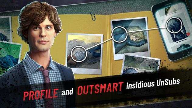 Criminal Minds: The Mobile Game screenshot 3
