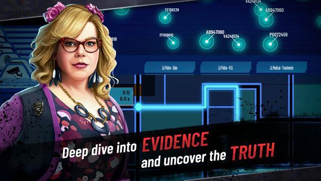 Criminal Minds: The Mobile Game screenshot 4