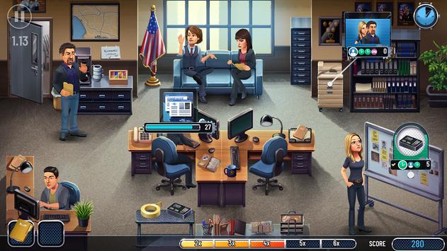 Criminal Minds: The Mobile Game screenshot 5
