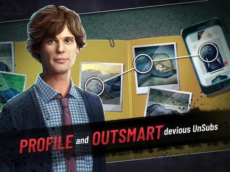 Criminal Minds: The Mobile Game screenshot 8