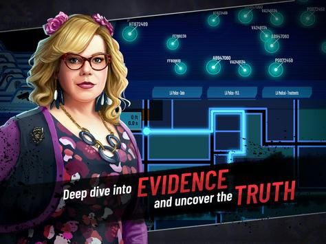 Criminal Minds: The Mobile Game screenshot 9