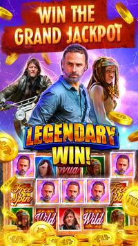 The Walking Dead: Free Casino Slots screenshot 4