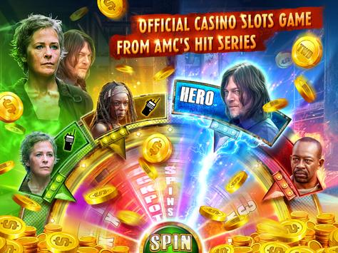 The Walking Dead: Free Casino Slots screenshot 6