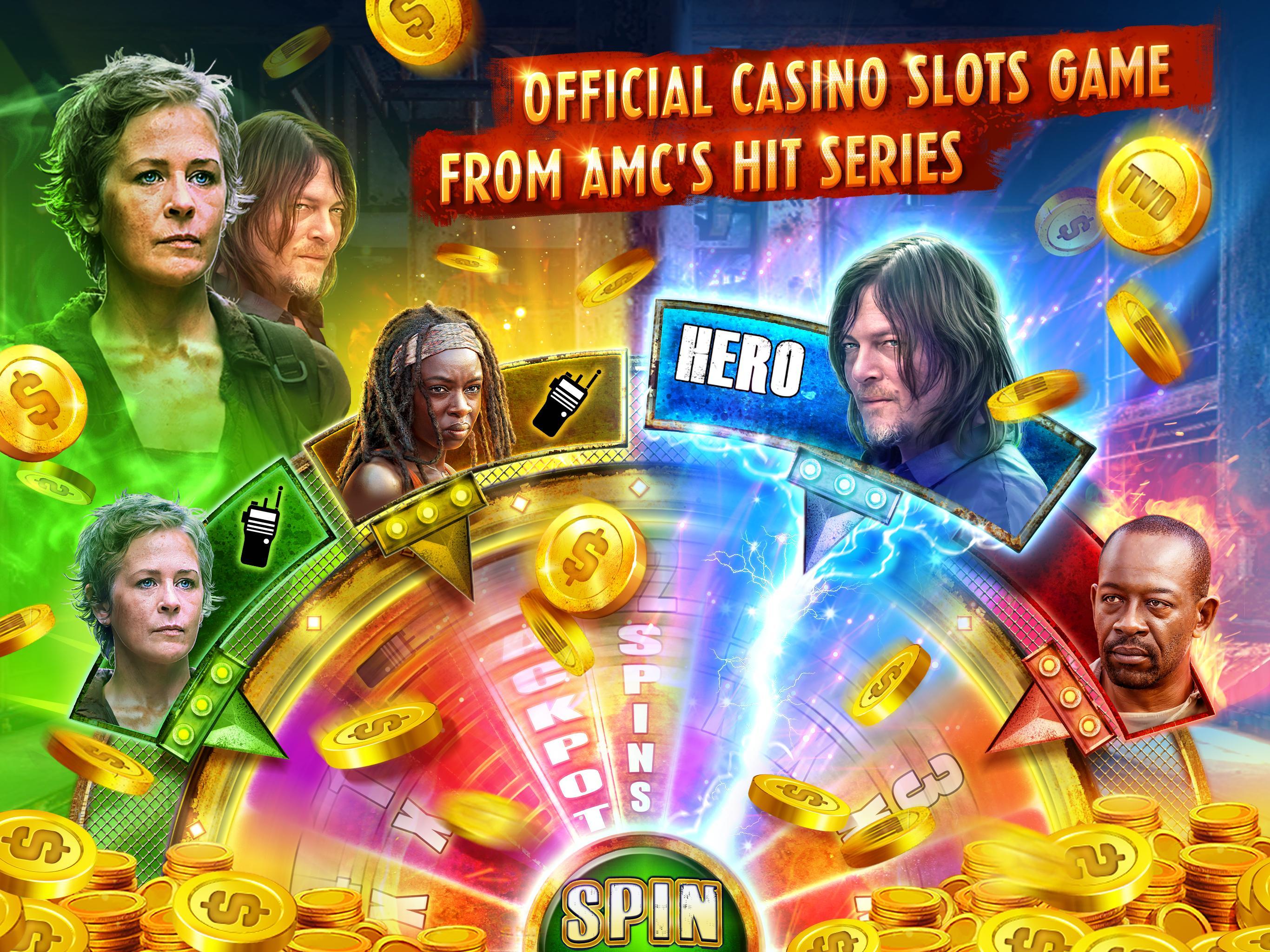 Play Walking Dead Slot Free