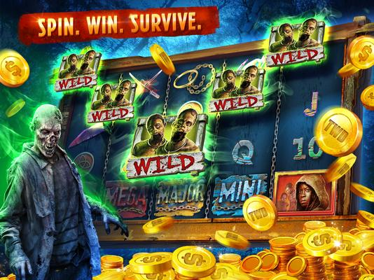 The Walking Dead: Free Casino Slots Screenshots