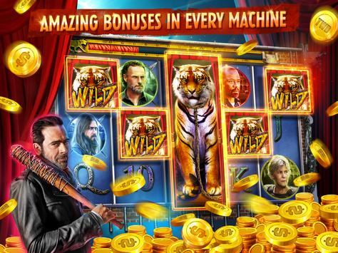 The Walking Dead: Free Casino Slots screenshot 8