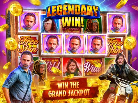 The Walking Dead: Free Casino Slots screenshot 9