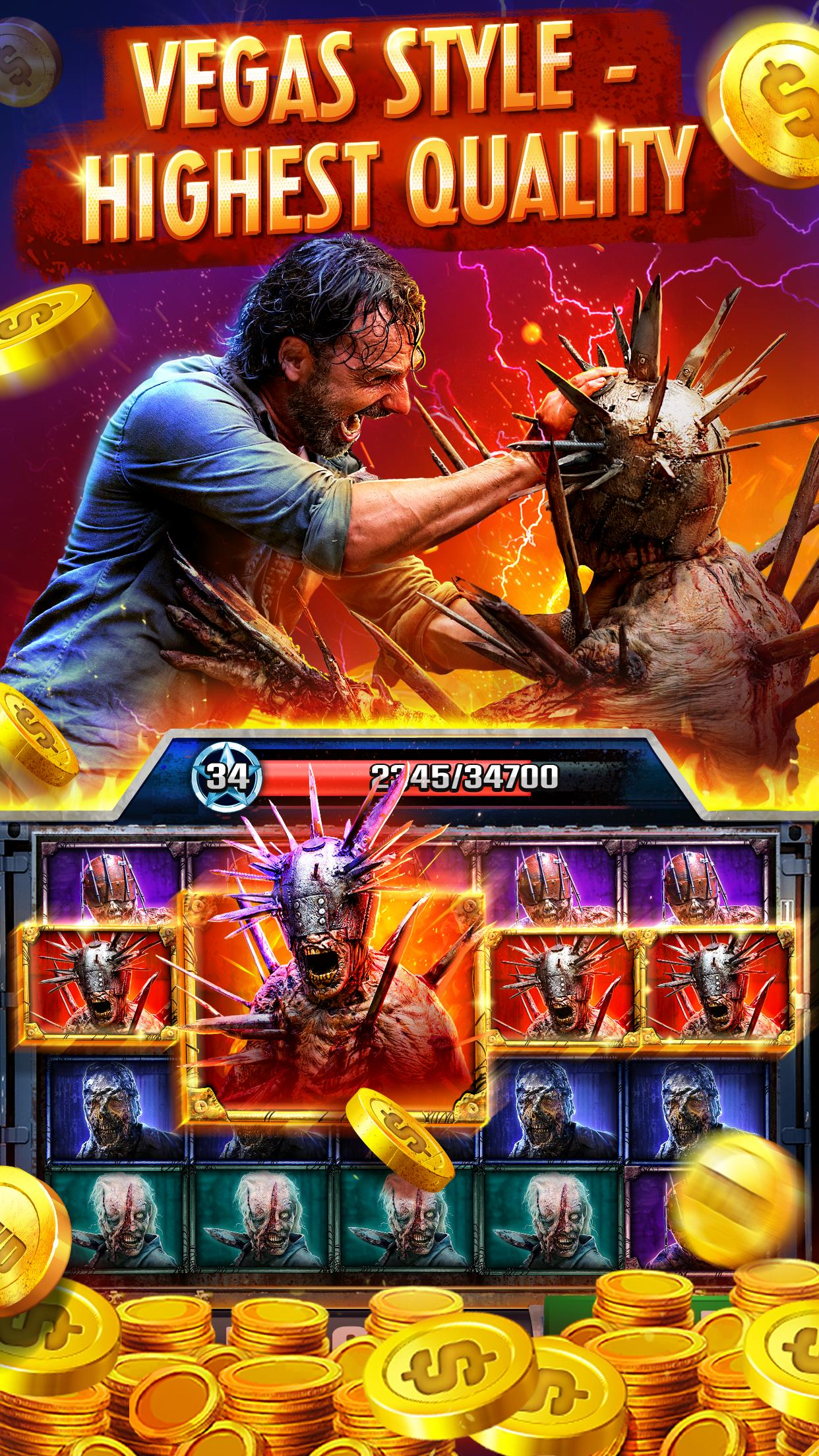 Play Walking Dead Slot Free