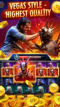 The Walking Dead: Free Casino Slots poster