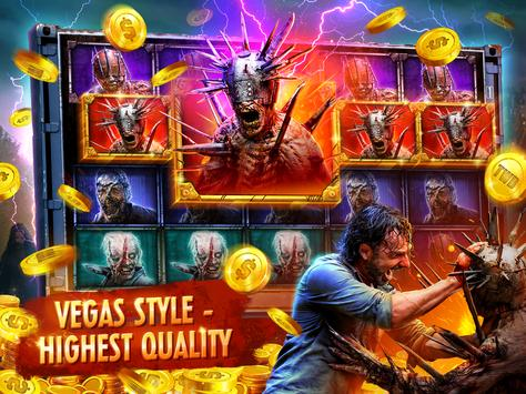 The Walking Dead: Free Casino Slots screenshot 10