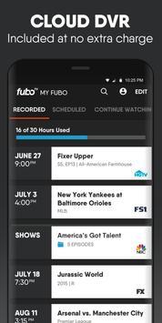 fuboTV screenshot 3
