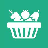 Fudfresh: Fresh food delivery icon
