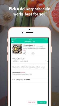 Fudfresh: Fresh food delivery screenshot 2