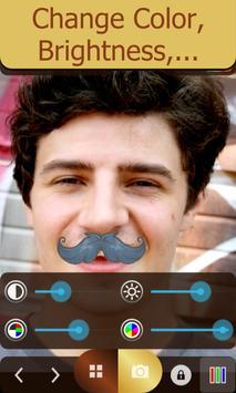 Mustache Mirror screenshot 2