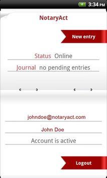 NotaryAct Screenshot 1