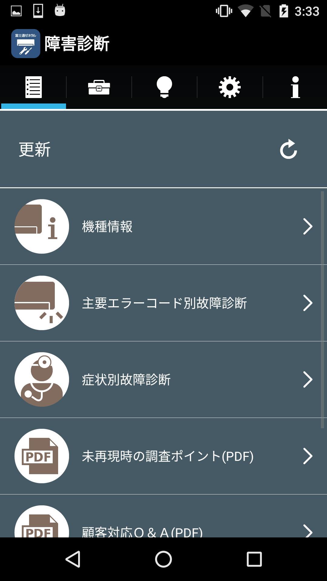 富士通 エアコン エラー コード