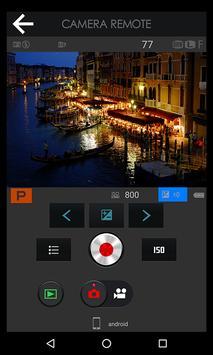 FUJIFILM Camera Remote screenshot 3