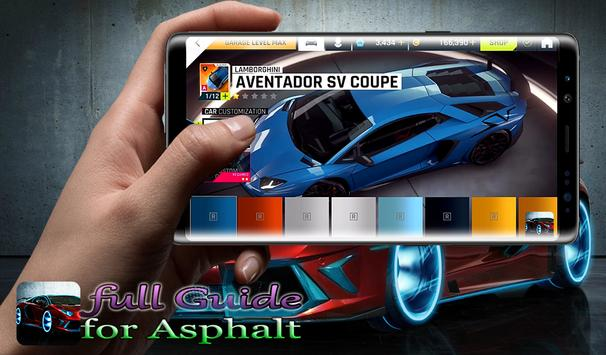 Full Guide for Asphalt Nine : Legends screenshot 3