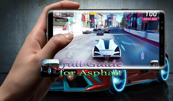 Full Guide for Asphalt Nine : Legends screenshot 2