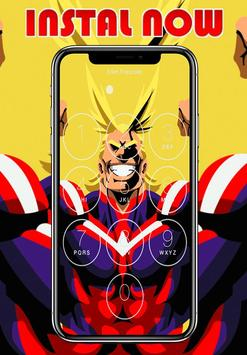 My Hero Academia Wallpaper screenshot 9