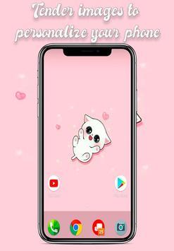 Wallpaper Cute screenshot 10