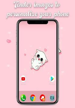 Wallpaper Cute screenshot 2