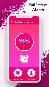 Full Battery Alarm screenshot 1