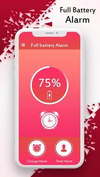 Full Battery Alarm screenshot 2