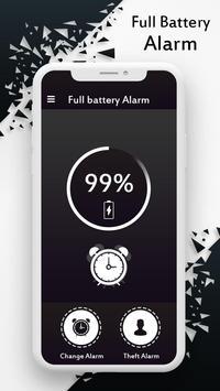 Full Battery Alarm screenshot 4