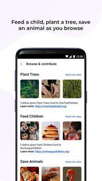 Fulldive Browser: Fast Money Browser screenshot 4