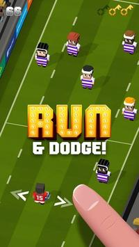 Blocky Rugby screenshot 1