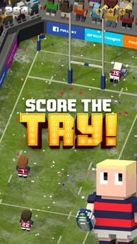 Blocky Rugby screenshot 2
